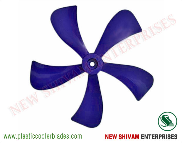 Cooler Fan Plastic Blades / Cooler Fan Blades